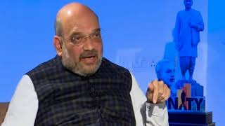 RaGa unable to make collector's office in Amethi; guarantees to develop Gujarat: Amit Shah on NewsX - NEWSXLIVE