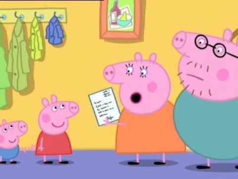 Świnka Peppa - Listowy przyjaciel