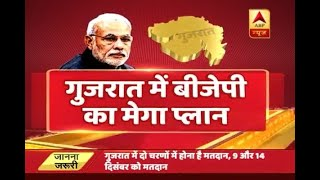 Gujarat Assembly Elections 2017: Modi magic will help BJP inch towards win - ABPNEWSTV