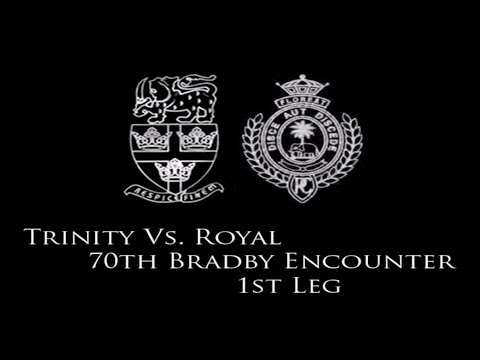 70th Bradby Shield 1st Leg 2014 - Full Match