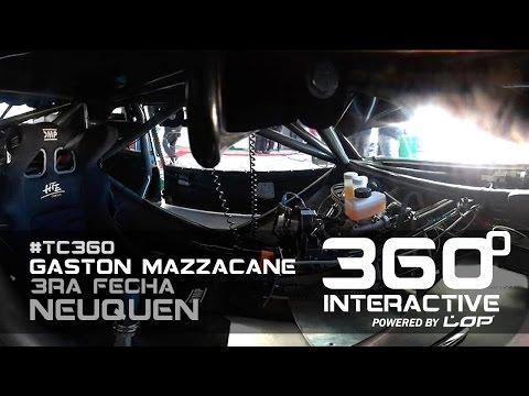 Gastón Mazzacane #TC360