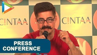 CHECK OUT: Press Conference relating to #MeToo movement Issues | Sushant Singh | - HUNGAMA