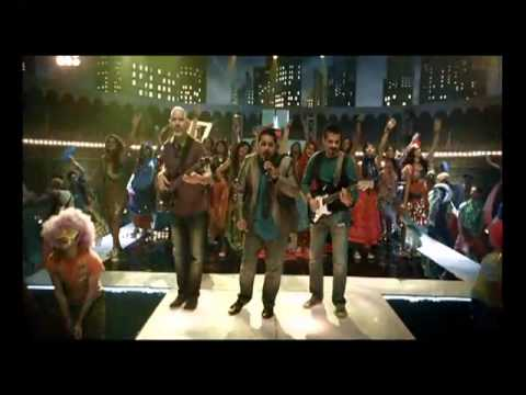De Ghumake (Original Video) - The Official ICC Cricket WC 2011 Anthem