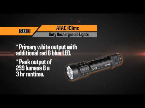 5.11 Tactical Rechargeable Lights
