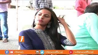Niharika And Rakul Vijay New Movie Opening   Naga Babu, varun Tej   iNews - INEWS
