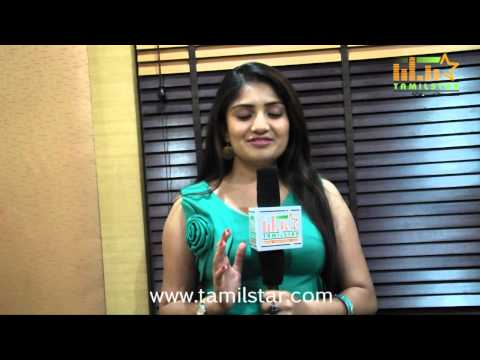 Karunya speaks at Pongadi Neengalum Unga Kadhalum Team Interview