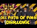 Yugioh Thunder Family VS Six Paths Of Pain Challenge