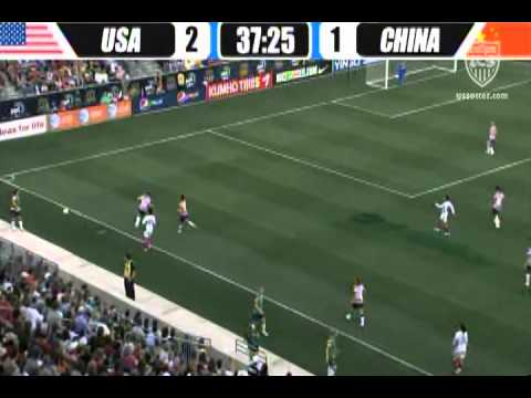 WNT vs. China PR: Full Match - May 27, 2012