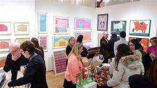 Go Inside the Outsider Art Fair - WSJDIGITALNETWORK