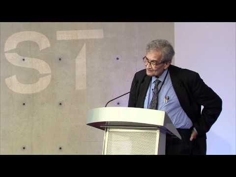 Amartya Sen: Keynote Address at INET's Paradigm Lost