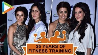 Yasmin karachiwala Celebrates 25 years of Fitness Training with many Celebs - HUNGAMA
