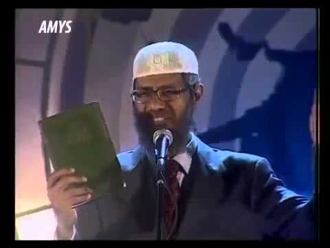 How to become a Muslim  Dr Zakir Naik