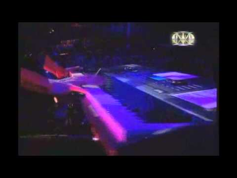 Dream Theater - Jordan Rudess Keyboard Solo (live bucharest)