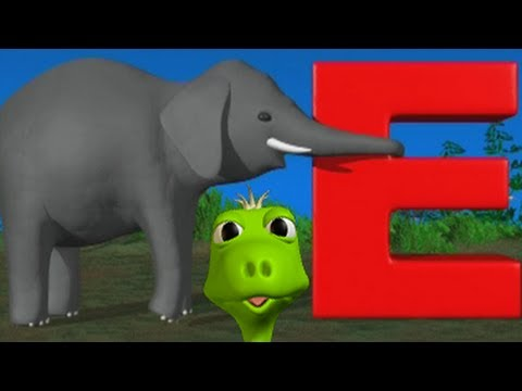 Baby Magic ABC Part 2 - learning the alphabet