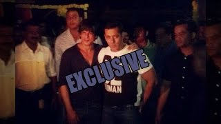 Shah Rukh talks about patch up with Salman Khan - BOLLYWOODCOUNTRY