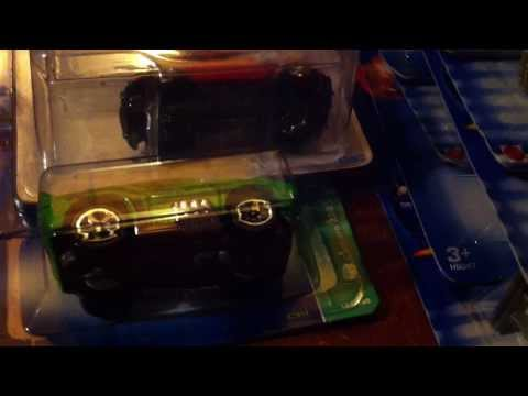 HotWheels Flea Market finds 12-6-13