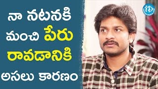 Sandeep About His Character In Vangaveeti || Talking Movies With iDream - IDREAMMOVIES