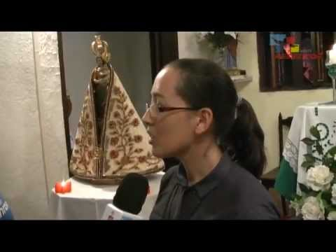 Vila Mimosa recebe visita da Imagem Peregrina de N.Srª de Nazaré