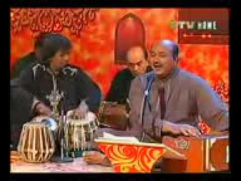 Raat gaye  Ghulam Abbas PTV Live part 8   YouTube