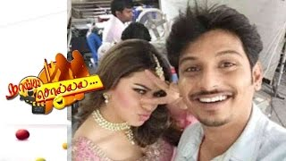 Actor Jiiva Fights With Sibiraj On Sets – Naanga Solla – Peppers tv Tamil Cinema Gossip Show