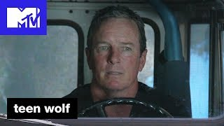 Linden Ashby 'The Roscoe Confessionals' | Teen Wolf (Season 6B) | MTV - MTV