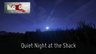 Royalty FreeBackground:Quiet Night at the Shack