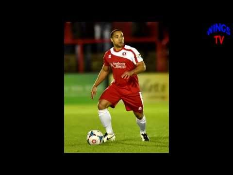 WingsTV Welling United caretaker manager Loui Fazakerley audio interview