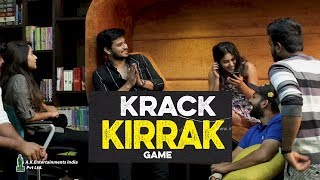 Krack Kirrak Game || Kirrak Party Team || Nikhil Siddharth || Samyuktha Hegde || Simran Pareenja - IGTELUGU