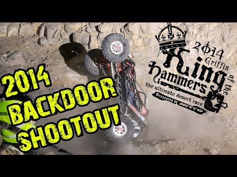 Rock Bouncers at Backdoor Shootout - King of the Hammers 2014