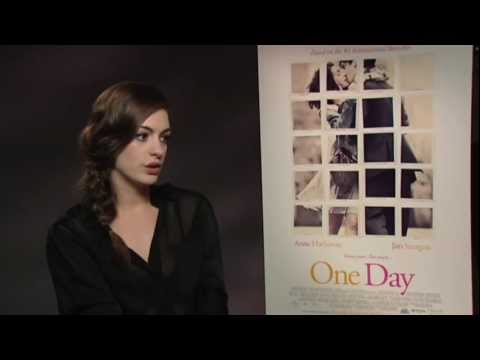 Anne Hathaway and Jim Sturgess talk One Day