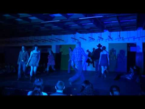 College Royal Fashion Show 2014 - Save A Horse, Ride A Cowboy