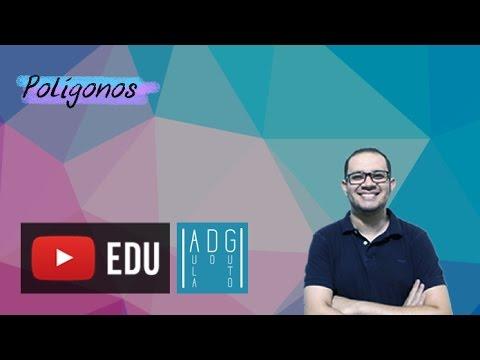 Geometria Plana - aprenda sobre polígonos