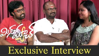 MisMatch Movie Exclusive Interview | Uday Shankar , Nirmal kumar | Telugu Movie News - TFPC