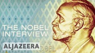 The Nobel Interview: Beatrice Fihn of ICAN - Al Jazeera Exclusive - ALJAZEERAENGLISH