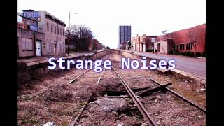 Royalty Free :Strange Noises 3