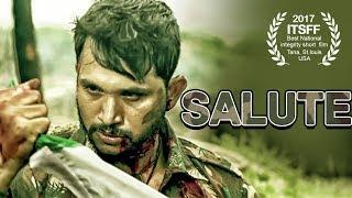 Salute || Telugu Short film 2017 || Directed by GowriShankar - YOUTUBE