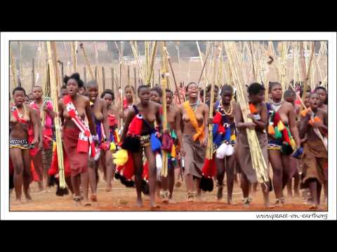 2012 Umhlanga Reed Dance Ceremony, Swaziland (3)