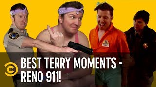 The Best of Nick Swardson's Terry - RENO 911! - COMEDYCENTRAL