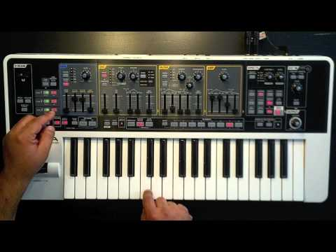 Roland Gaia SH-01 Preset Patches Part 4