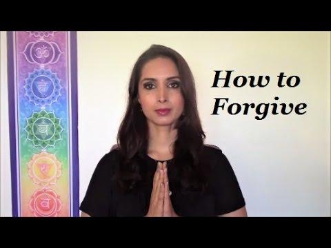 How to Forgive like a Goddess
