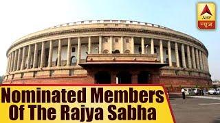 President nominates Ram Shakal, Rakesh Sinha, Raghunath Mohapatra and Sonal Mansingh for Rajya Sabha - ABPNEWSTV