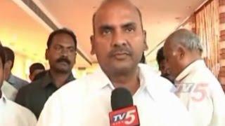Prathipati Pulla Rao Talks to Media over Compensation for Hudhud Farmers : TV5 News - TV5NEWSCHANNEL