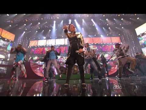 Pink Raise Your Glass American Music Awards 2010 HDTV 720p