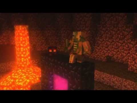 GANGNAM STYLE minecraft PSY Parody animation