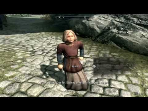 Pedofilos en Skyrim Everywhere