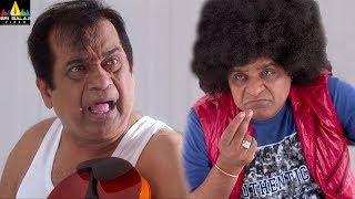 Brahmanandam Comedy with Ali   Iddarammayilatho Movie Comedy   Sri Balaji Video - SRIBALAJIMOVIES