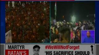 People pay respect to Pulwama Martyrs'; Is condemnation enough? - NEWSXLIVE