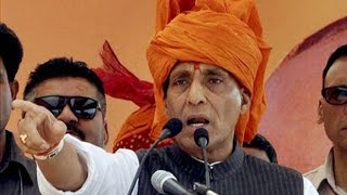 Home Minister Rajnath Singh talks tough to Pakistan - TIMESNOWONLINE