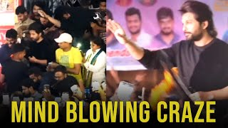 Allu Arjun Craze at Sandhya Theatre RTC Cross Road | Ala Vaikunthapurramuloo Movie | TFPC - TFPC