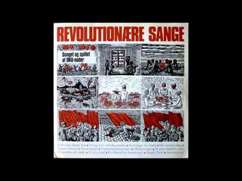 DKU-noder - Revolutionære sange (full album) 1972